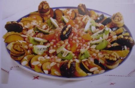 Cuisine marocaine desserts - Mousse pour canape marocain ...